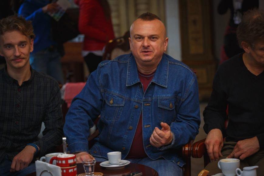 Интервью с группой «Табула Раса» в Днепродзержинске (фото) - фото 1