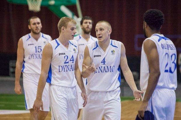 Первое поражание в Суперлиге киевское «Динамо» потерпело от БК «Кривбасс» (ФОТО) (фото) - фото 1