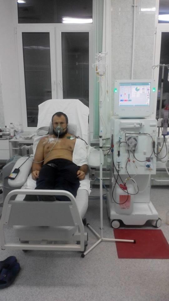 Полтавців просять здати кров, щоб врятувати життя 37-річному тренеру з Кременчука, фото-1