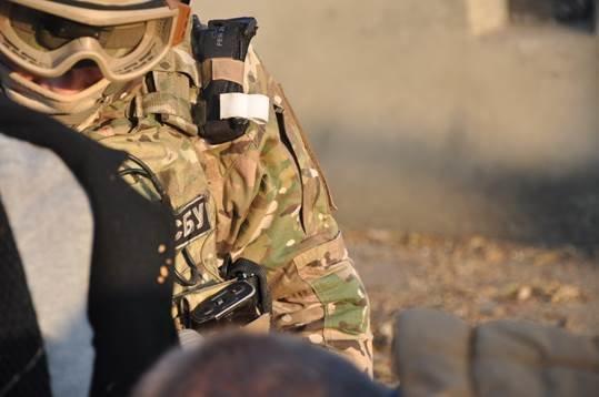 В Николаеве поймали террориста-спецназовца ЛНР (ФОТО) (фото) - фото 1