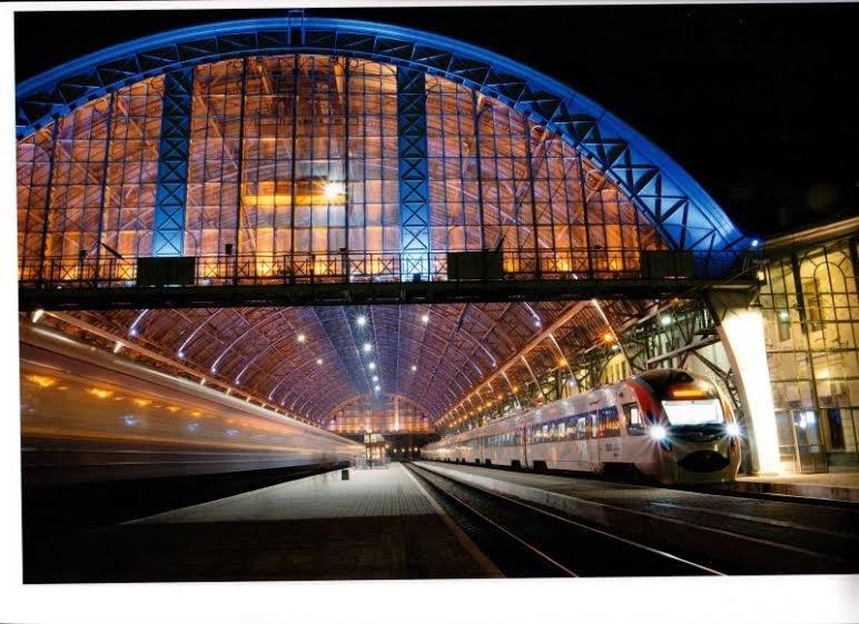 Львівські залізничники стали призерами у спеціалізованому фотоконкурсі (фото) - фото 2