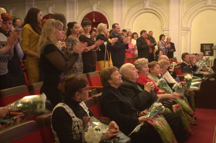 В Днепродзержинске горбольница №9 отмечает 60-летний юбилей, фото-6