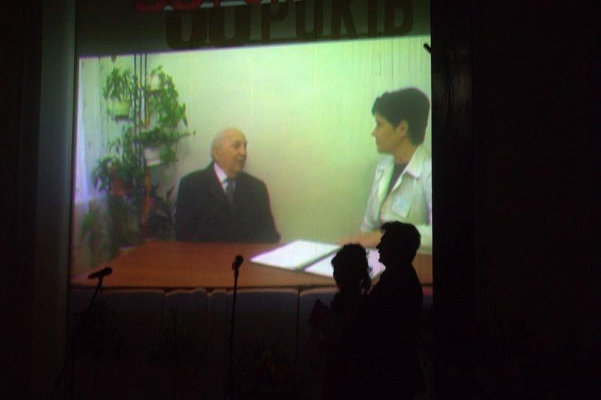 В Днепродзержинске горбольница №9 отмечает 60-летний юбилей, фото-5