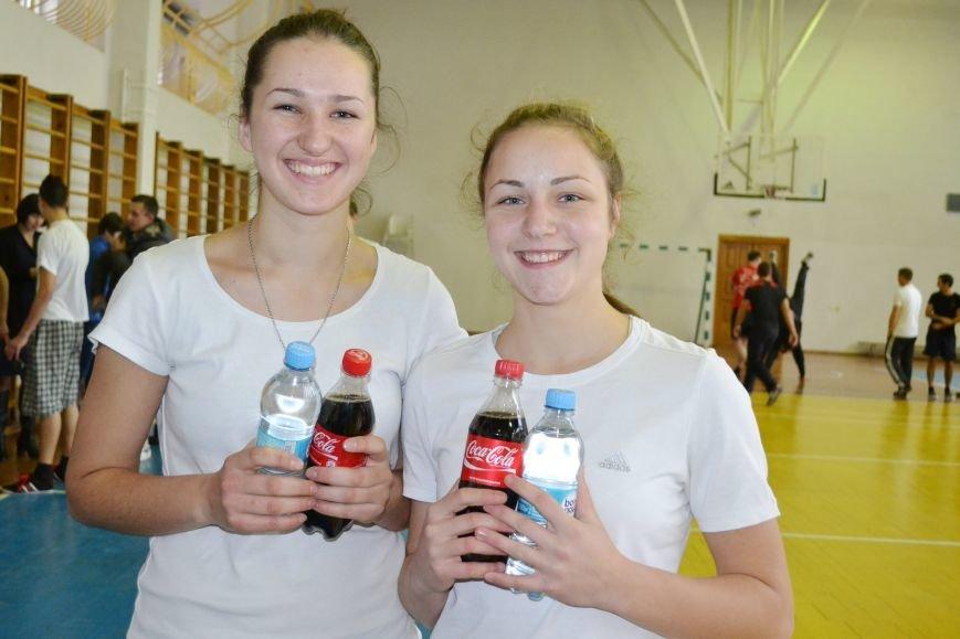 Житомирські студенти провели олімпійську зарядку в рамках всеукраїнської акції, фото-9