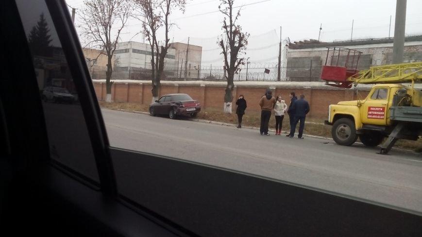В Кировограде грузовик врезался в легковой автомобиль (ФОТО), фото-1