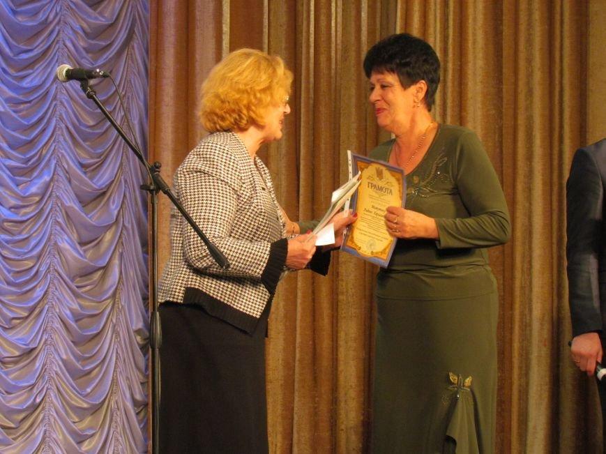В  Мариуполе наградили около 80 лучших работников культуры (ФОТО), фото-9