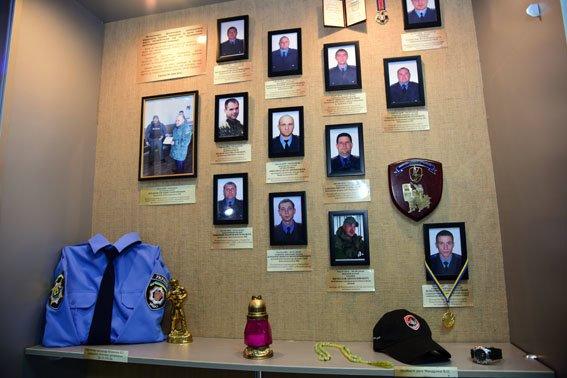 Красноармейск стал частью музейной экспозиции, посвященной возрождению милиции Донецкой области (фото) - фото 2
