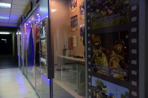 Красноармейск стал частью музейной экспозиции, посвященной возрождению милиции Донецкой области (фото) - фото 1