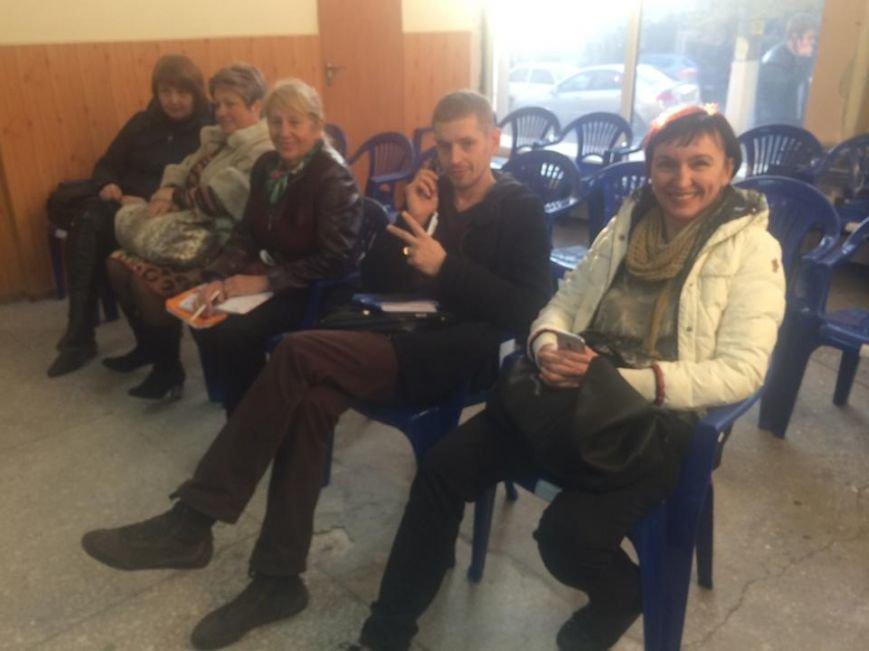 Новых членов мариупольской комиссии заинтересовала прописка главы Татьяны Недавней (ФОТО+ВИДЕО), фото-6