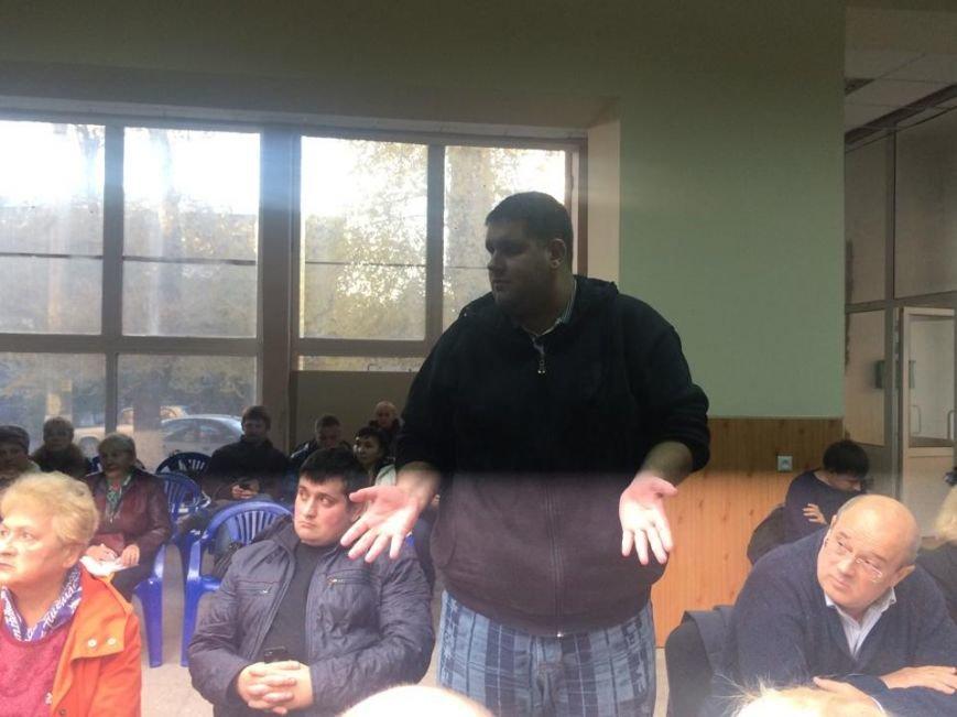Новых членов мариупольской комиссии заинтересовала прописка главы Татьяны Недавней (ФОТО+ВИДЕО), фото-7