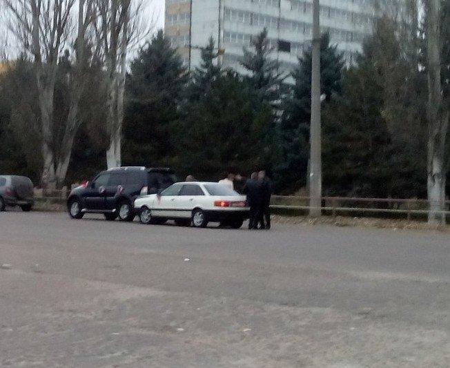 В Кировограде произошло ДТП с участием свадебного автомобиля, фото-1