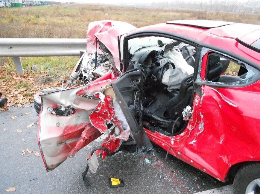 Под Киевом столкнулись ВАЗ и Hyndai, оба водителя погибли (ФОТО) (фото) - фото 2