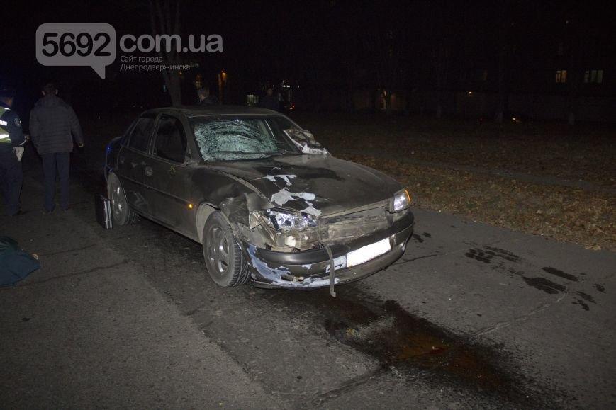 В Днепродзержинске ДТП на проспекте Аношкина унесло жизни двух пешеходов (фото) - фото 4
