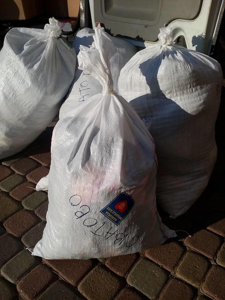 Полтавці передали допомогу мешканцям Сватове, фото-2