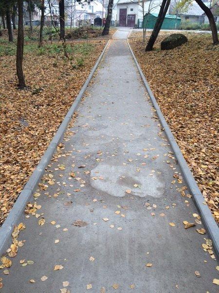 Тернопільський «Парк здоров'я» починає розвалюватись (фото) (фото) - фото 1