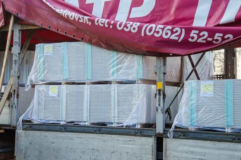 В Сватово выдвинулся пятый грузовик гуманитарной помощи (ФОТО) (фото) - фото 3