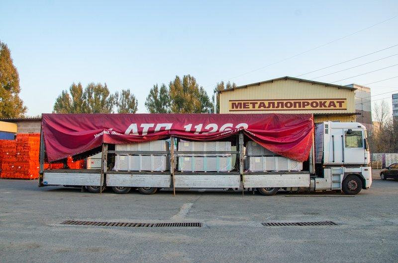 В Сватово выдвинулся пятый грузовик гуманитарной помощи (ФОТО) (фото) - фото 2