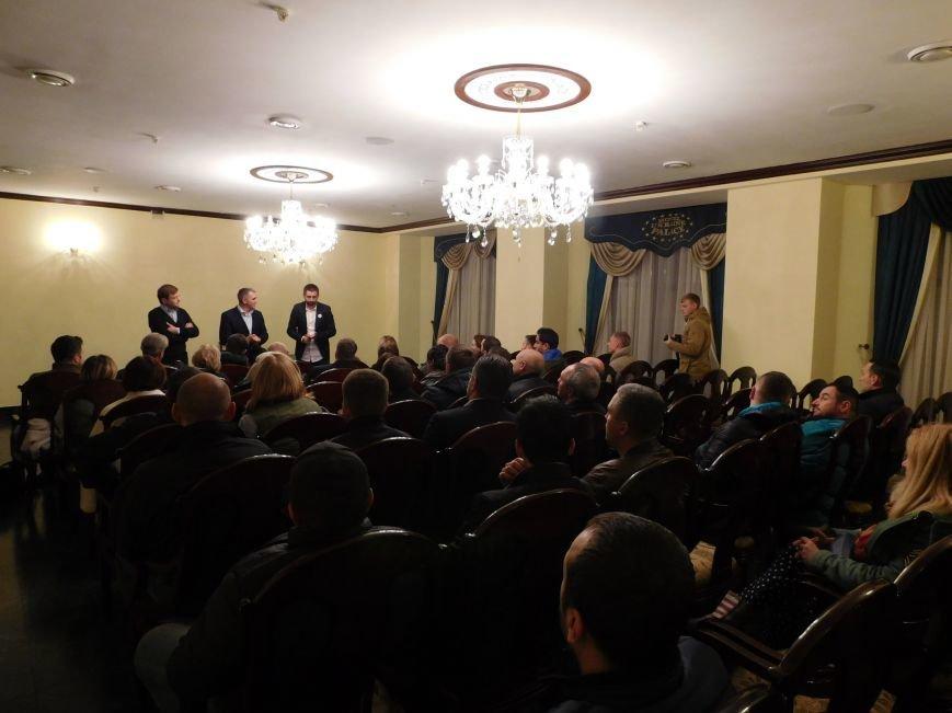 Николаевский волонтер Арахамия поддержит «добро» во 2 туре выборов мэра (ФОТО+ВИДЕО) (фото) - фото 4