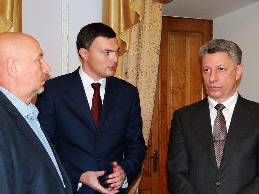 Поддержать Дятлова в Николаев приехал депутат, находящийся под следствием (ФОТО) (фото) - фото 5