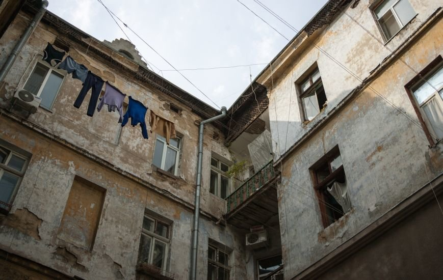 Субботняя Одесса: дворики и улице Пастера (ФОТО) (фото) - фото 1