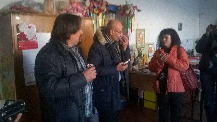 Бердянск принял итальянскую делегацию и гуманитарный груз (фото) - фото 2