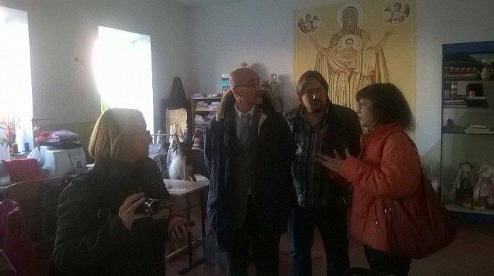 Бердянск принял итальянскую делегацию и гуманитарный груз (фото) - фото 5