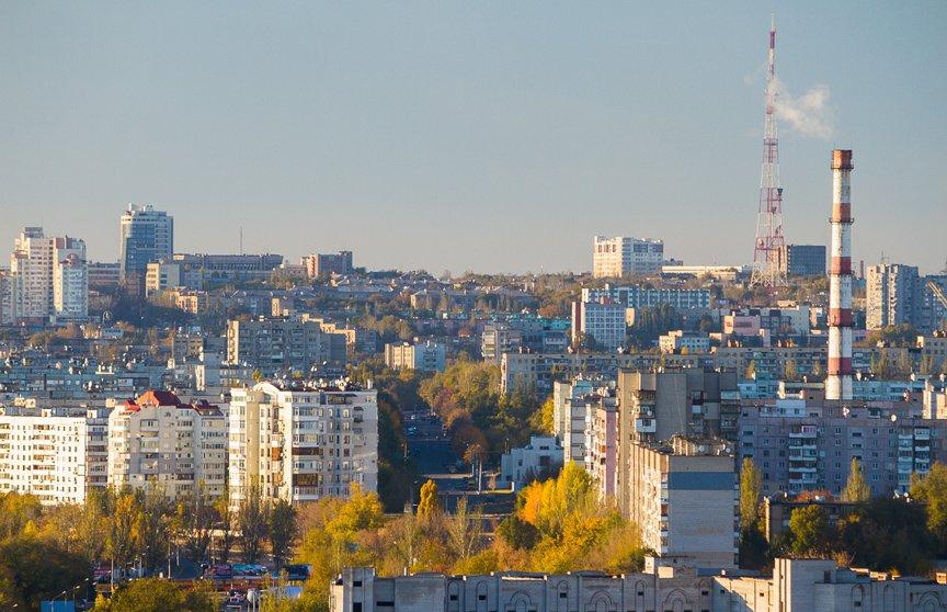 ФОТОПРОЕКТ: Осеннее Запорожье, вид с элеватора (фото) - фото 7