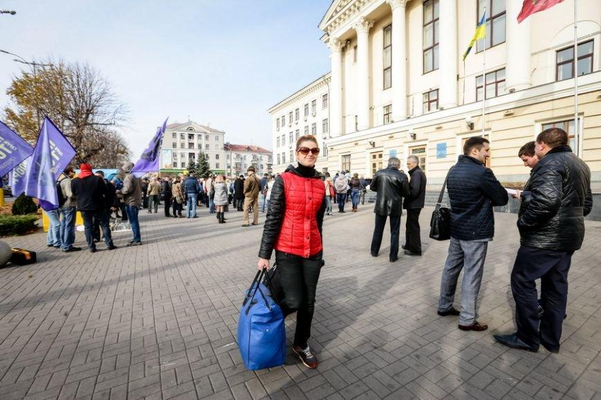 В Запорожье прошел митинг против свеклы, - ФОТО (фото) - фото 6