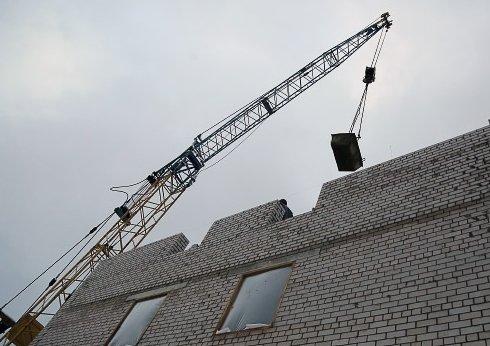 Сыктывкарцы своими силами стоят многоквартирный дом в центре города, фото-2