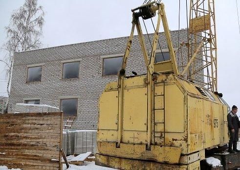 Сыктывкарцы своими силами стоят многоквартирный дом в центре города, фото-3