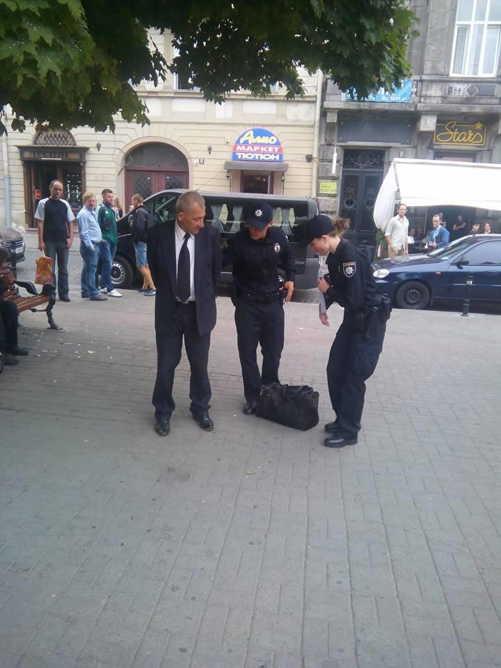 Патрульна поліція Львова виповнилось: перші підсумки (ФОТО) (фото) - фото 1