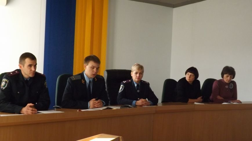 Проблему совершения суицидов детьми обсуждали в Павлоградском горотделе милиции (фото) - фото 2