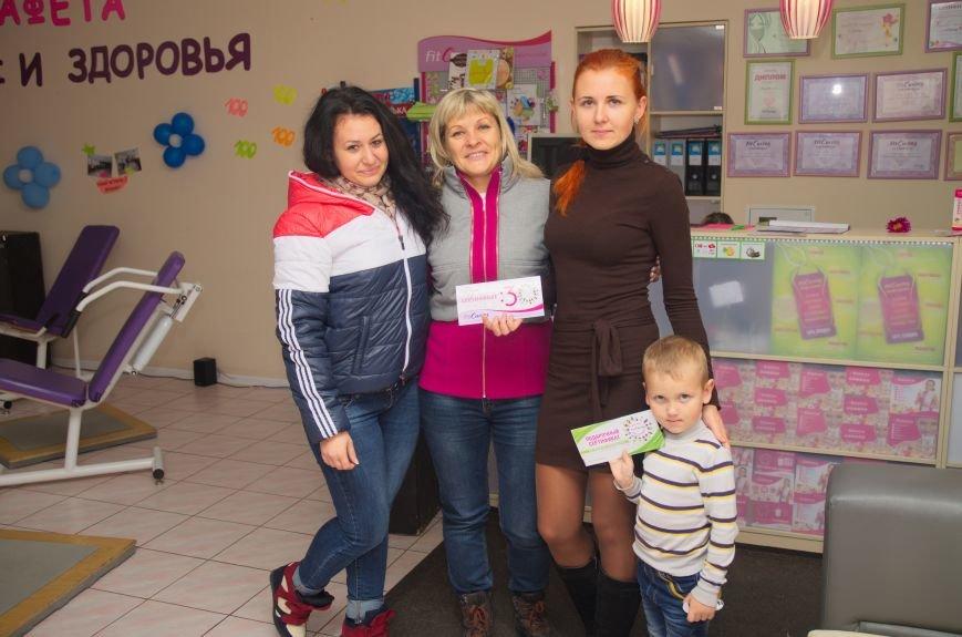 В Бердянске, в фитнес центре Fit Curves, прошло награждение победительниц фотоконкурса «Жемчужина Приазовья», фото-3