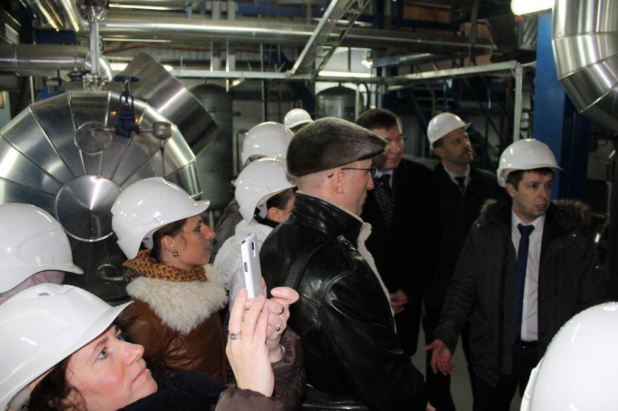 Делегация из стран БЕАР оценила новую теплоэлектростанцию в Сыктывкаре, фото-2