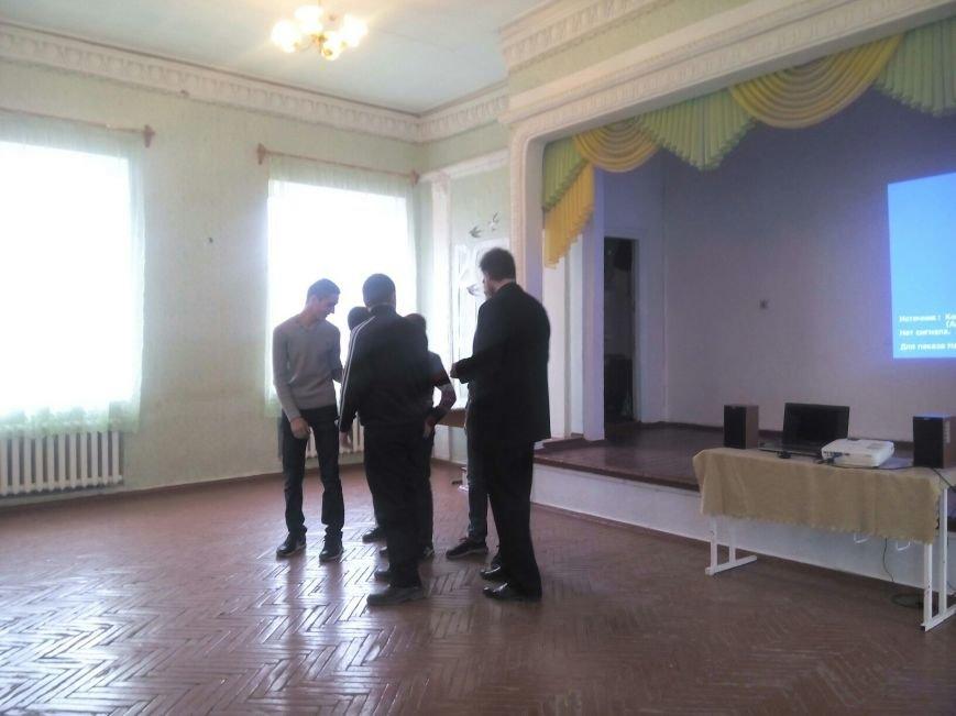 Социальный проект «Городские стражи» продолжает свое шествие по школам Красноармейска и района (фото) - фото 4