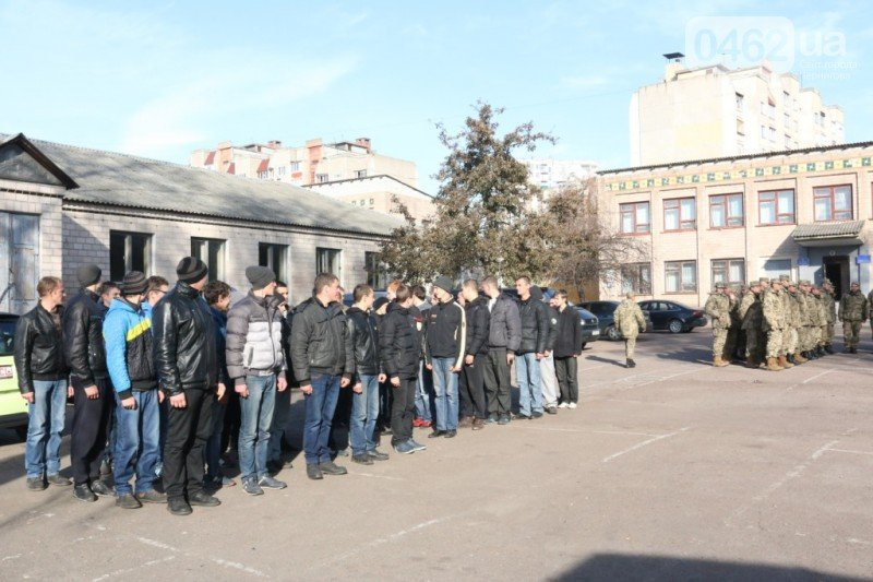 В армию призовут 500 черниговцев, фото-4