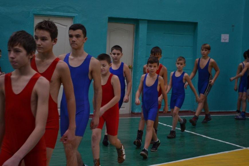 В Днепродзержинске прошел городской чемпионат по греко-римской борьбе, фото-2