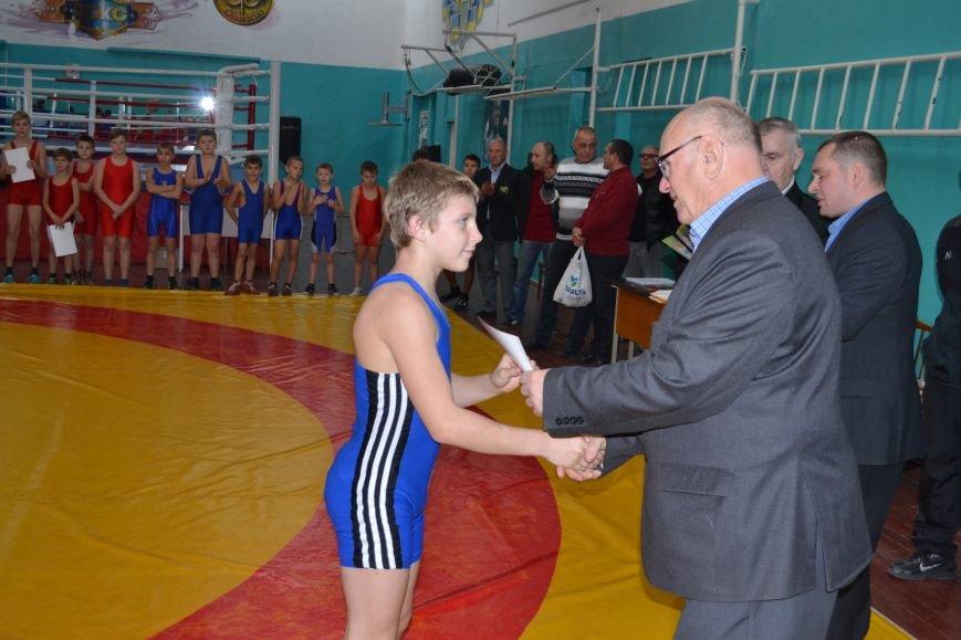 В Днепродзержинске прошел городской чемпионат по греко-римской борьбе, фото-17