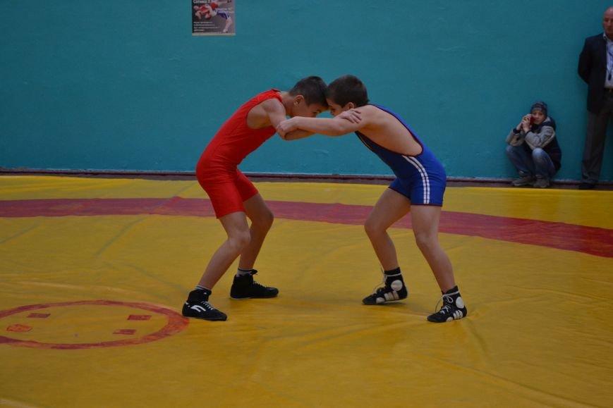 В Днепродзержинске прошел городской чемпионат по греко-римской борьбе, фото-12