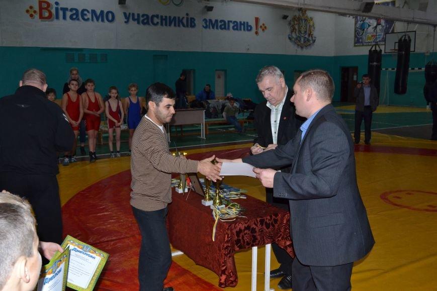 В Днепродзержинске прошел городской чемпионат по греко-римской борьбе, фото-18