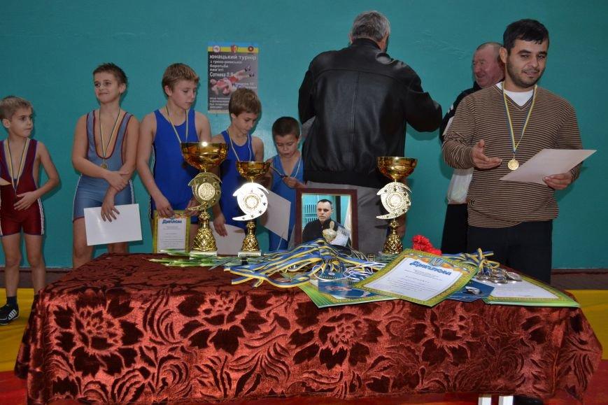 В Днепродзержинске прошел городской чемпионат по греко-римской борьбе, фото-19