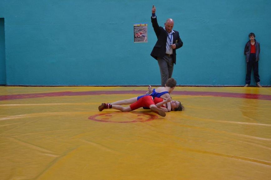 В Днепродзержинске прошел городской чемпионат по греко-римской борьбе, фото-10