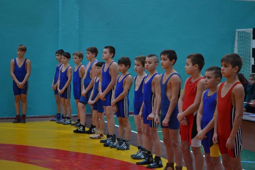 В Днепродзержинске прошел городской чемпионат по греко-римской борьбе, фото-4