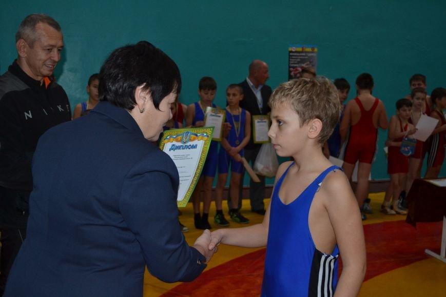 В Днепродзержинске прошел городской чемпионат по греко-римской борьбе, фото-22