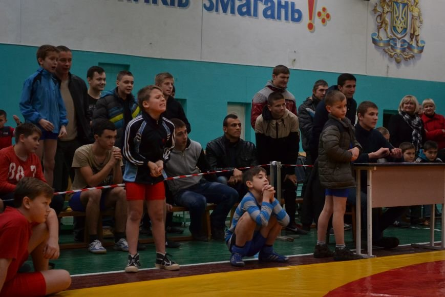 В Днепродзержинске прошел городской чемпионат по греко-римской борьбе, фото-15