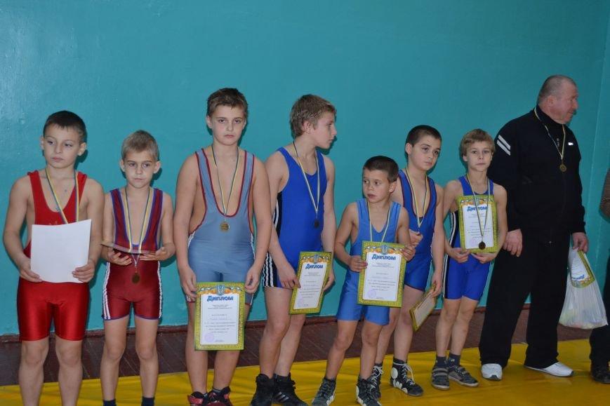 В Днепродзержинске прошел городской чемпионат по греко-римской борьбе, фото-21