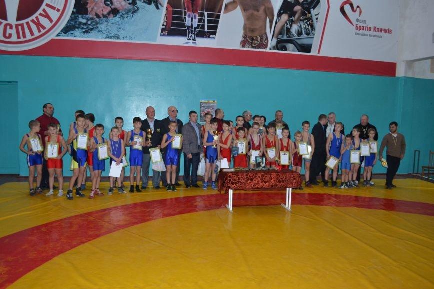 В Днепродзержинске прошел городской чемпионат по греко-римской борьбе, фото-24