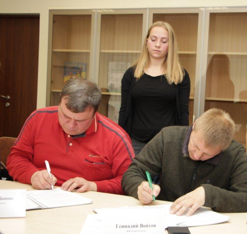 Борис Филатов и общественные организации Днепропетровска подписали меморандум о сотрудничестве (фото) - фото 2
