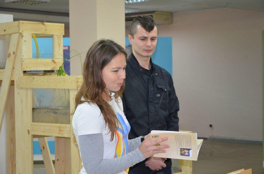 В Мариуполе презентовали книгу Надежды Савченко (ФОТО+ВИДЕО), фото-1