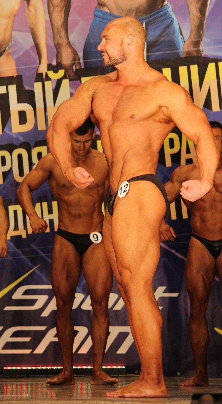 В Волгограде прошел первый турнир по бодибилдингу, фото-27